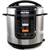 7-in-1 Multi-Use Programmable Pressure Cooker, Slow Cooker, Rice Cooker, Steamer, Saute Yogurt Maker and Warmer,Similar to Instant Pot