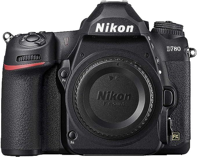 Nikon D780 DSLR Body Only Digital SLR Cameras