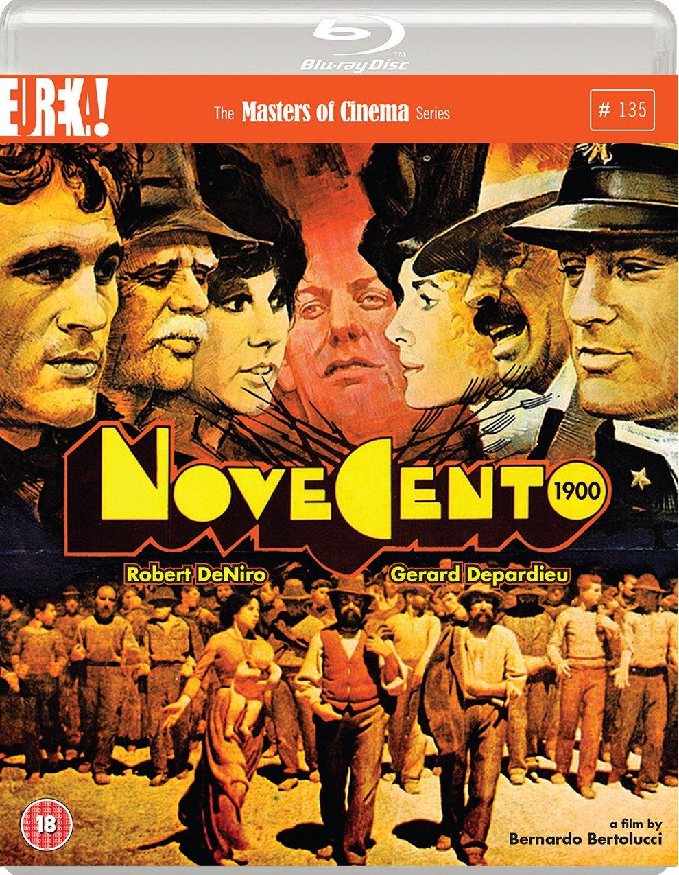 1900 (Novecento) (1977) [Masters of Cinema] Blu-ray [Reino Unido] [Blu-ray]
