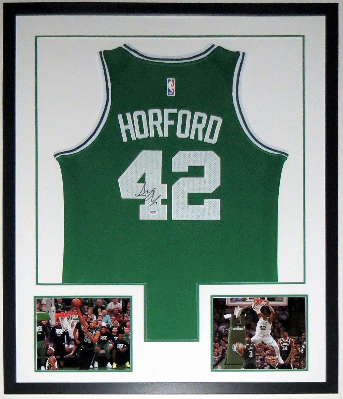 super popular ca7d8 b2cd9 Al Horford Signed Authentic Nike Boston Celtics Jersey - PSA ...