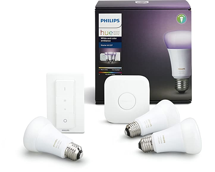 Philips Hue White und Color Ambiance E27 4. Generation