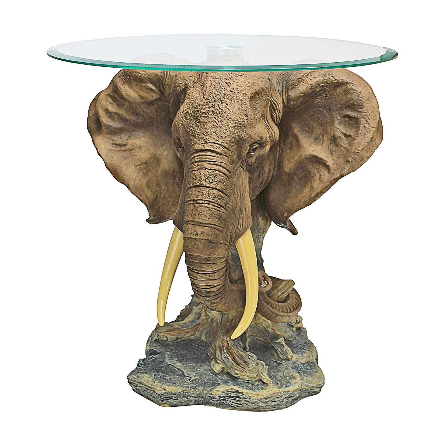 Amazon Design Toscano Lord Earl Houghton s Trophy Elephant