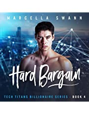 Hard Bargain: A Billionaire Enemies-to-Lovers Romance (Tech Titans, Book 4)