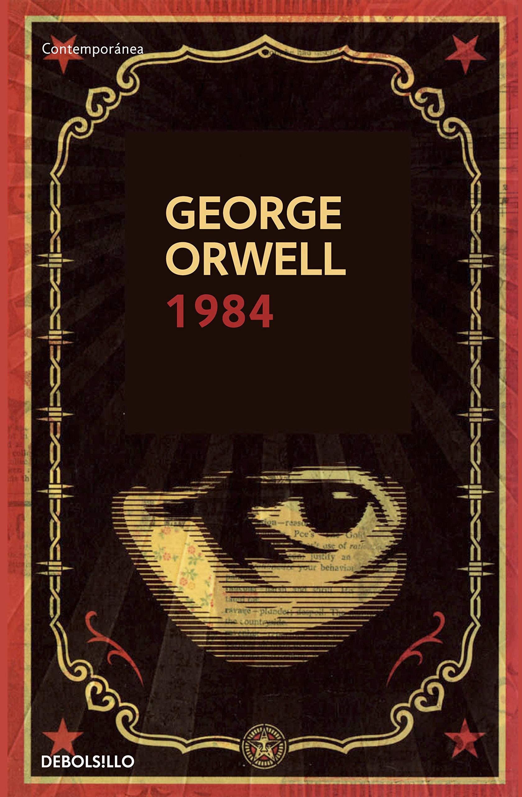 1984 (Contemporánea): Amazon.es: Orwell, George, Miguel Temprano García;: Libros