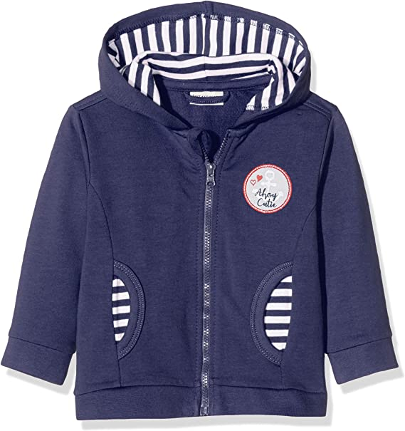 TOM TAILOR Baby-M/ädchen Sweatjacket Sweatjacke