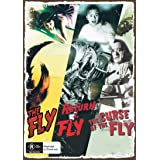 The Fly, The Return Of The Fly, and The Curse Of The Fly Collection Box Set DVD