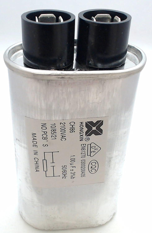 13qbp21100 microondas condensador 1.0uF reparación parte para ...