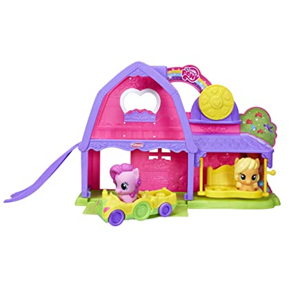 Playskool Friends My Little Pony Applejack Activity Barn  sc 1 st  Amazon.com & Amazon.com: Playskool Friends My Little Pony Applejack Activity ...