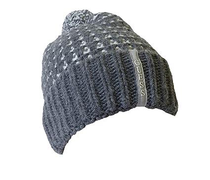 d21d57f4ce54 Guess - Ensemble bonnet, écharpe et gants - Femme gris Gry Medium ...