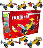 SARTHAM Kid's Mechanical Construction Toy Kit, 6+ Years (Multicolour)