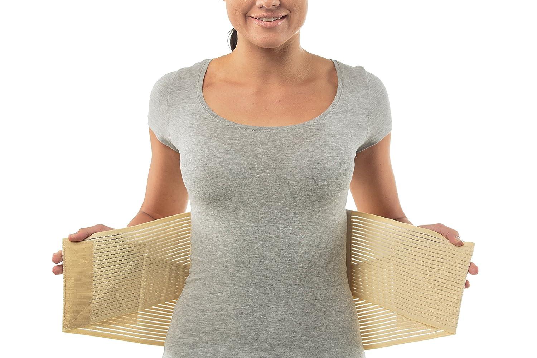 Cinturón de soporte lumbar aHeal - Faja médica para espalda...