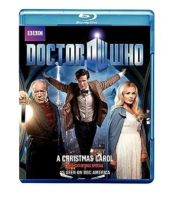 Dr Who Christmas Carol.Amazon Com Doctor Who A Christmas Carol Blu Ray Various