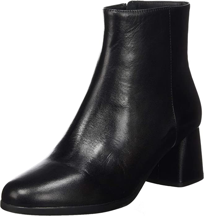 Geox D Calinda Mid A, Ankle Boot Mujer