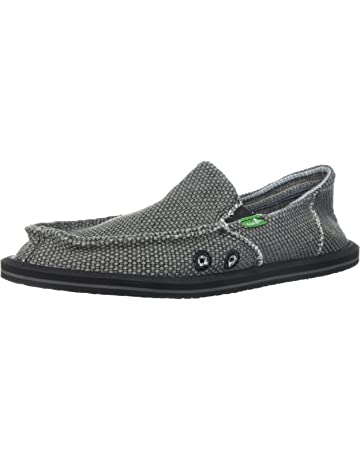 7e9be7b7b4d7 Sanuk Big Boys  Vagabond Slip On Shoes