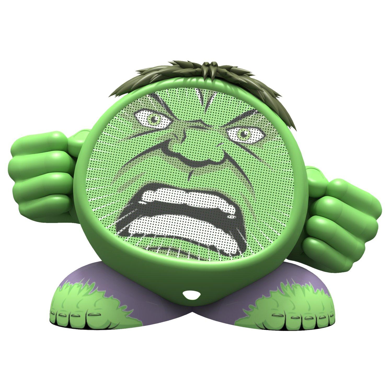 amazon com avengers hulk rechargeable character speaker mg m662