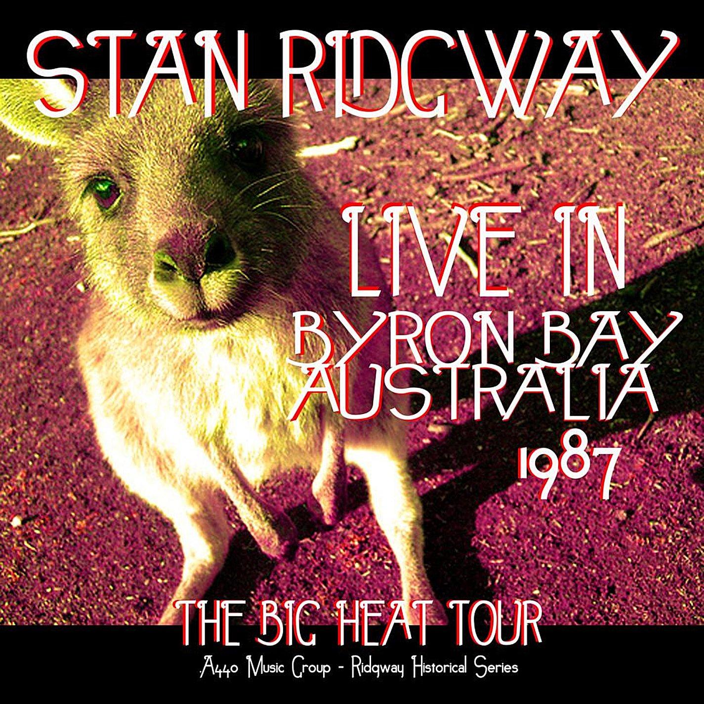 Live in Byron Bay Australia 1987