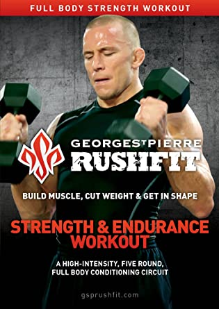 gsp rushfit s e workout