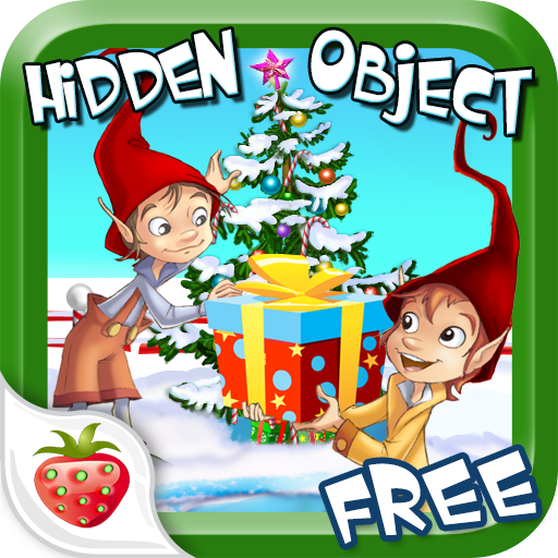 Christmas Fairy Tales - Hidden Object Game FREE (Beauty And The Beast Hidden Object Game)