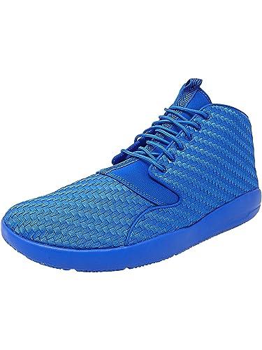 Nike Men s Jordan Eclipse Chukka Soar Black Ankle-High Basketball Shoe -  14M. Roll over image to ... 28b4615a6