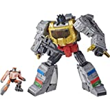 Transformers Studio Series 86-06 Leader The Transformers: The Movie Grimlock and Autobot Wheelie