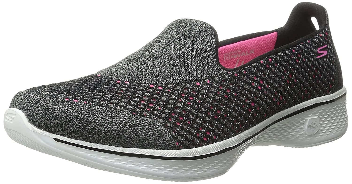Hot Sale Skechers You Walk Ladies Charcoal Womens Footwear Women's Shoes Clothing, Shoes & Accessories