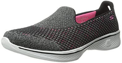 024efe30f0 Skechers Performance Women s Go Walk 4 Kindle Slip-On Walking Shoe