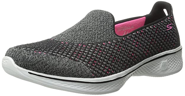 Skechers Performance Women's Go Walk 4 Kindle Slip-Ons review