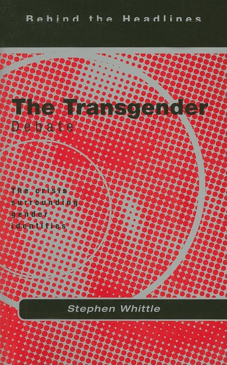 The Transgender Debate pdf epub