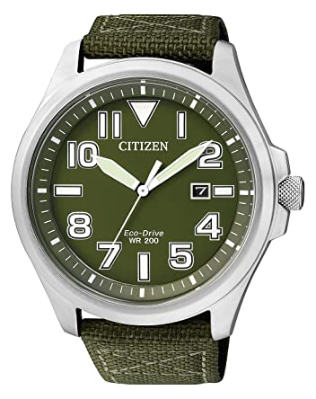Citizen Eco-drive Sports Stainless Steel Watch AW1410: 32X