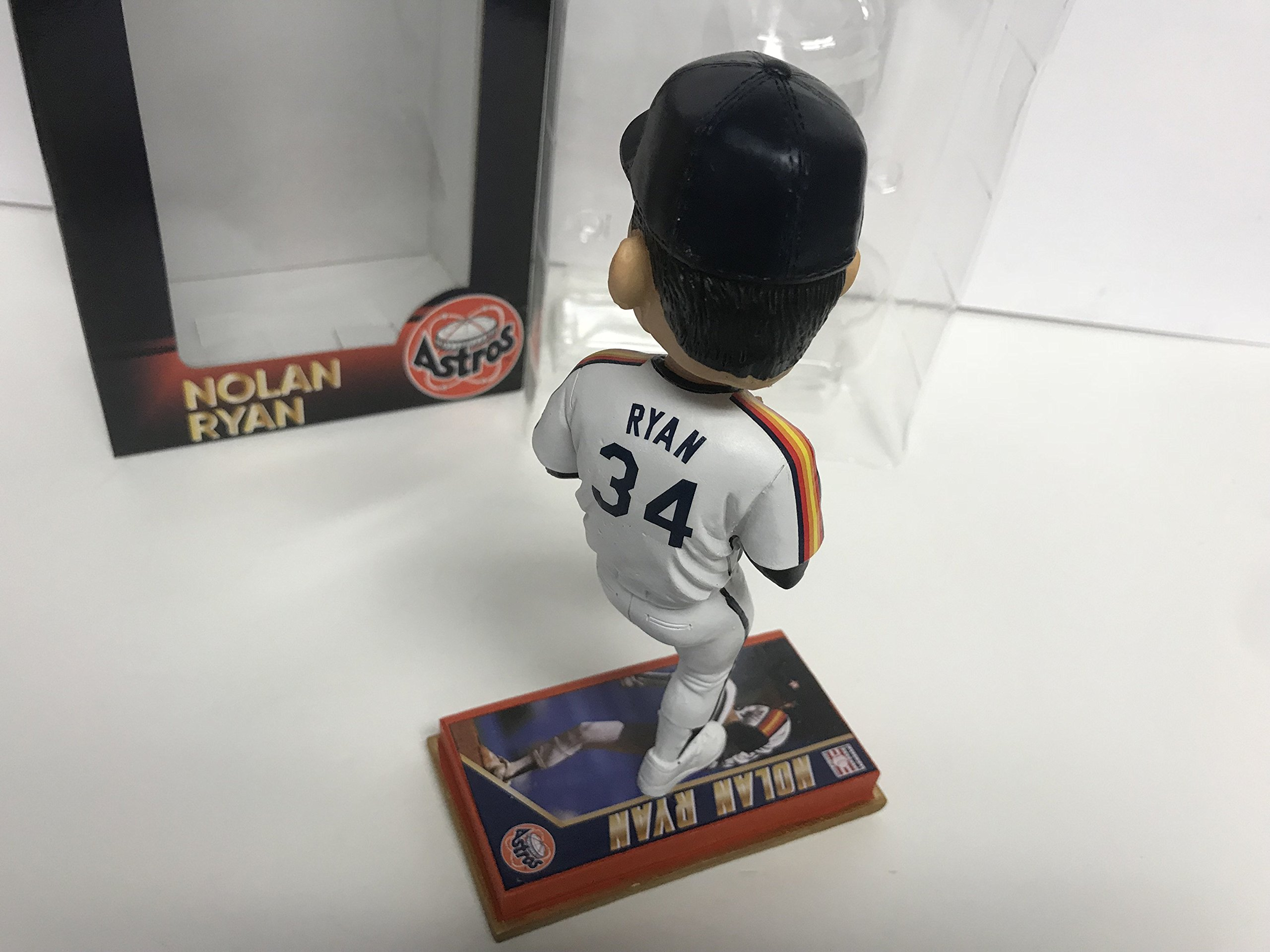 Nolan Ryan Houston Astros HALL of FAME Legend Limited Edition Bobblehead