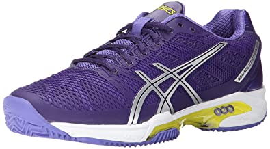 Asics Gel Solution Speed 2 Clay Court Womens Tennis Shoes