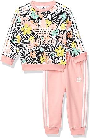 Amazon.com: adidas Originals Baby Crew Set: Clothing