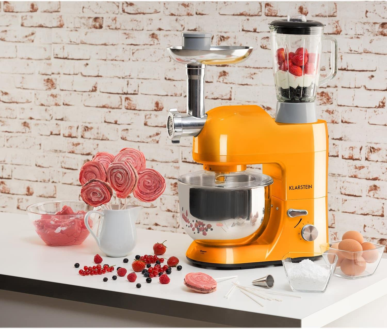 So finden Sie die passende Küchenmaschine mit Mixer! (Die besten 10 Modelle 2021)