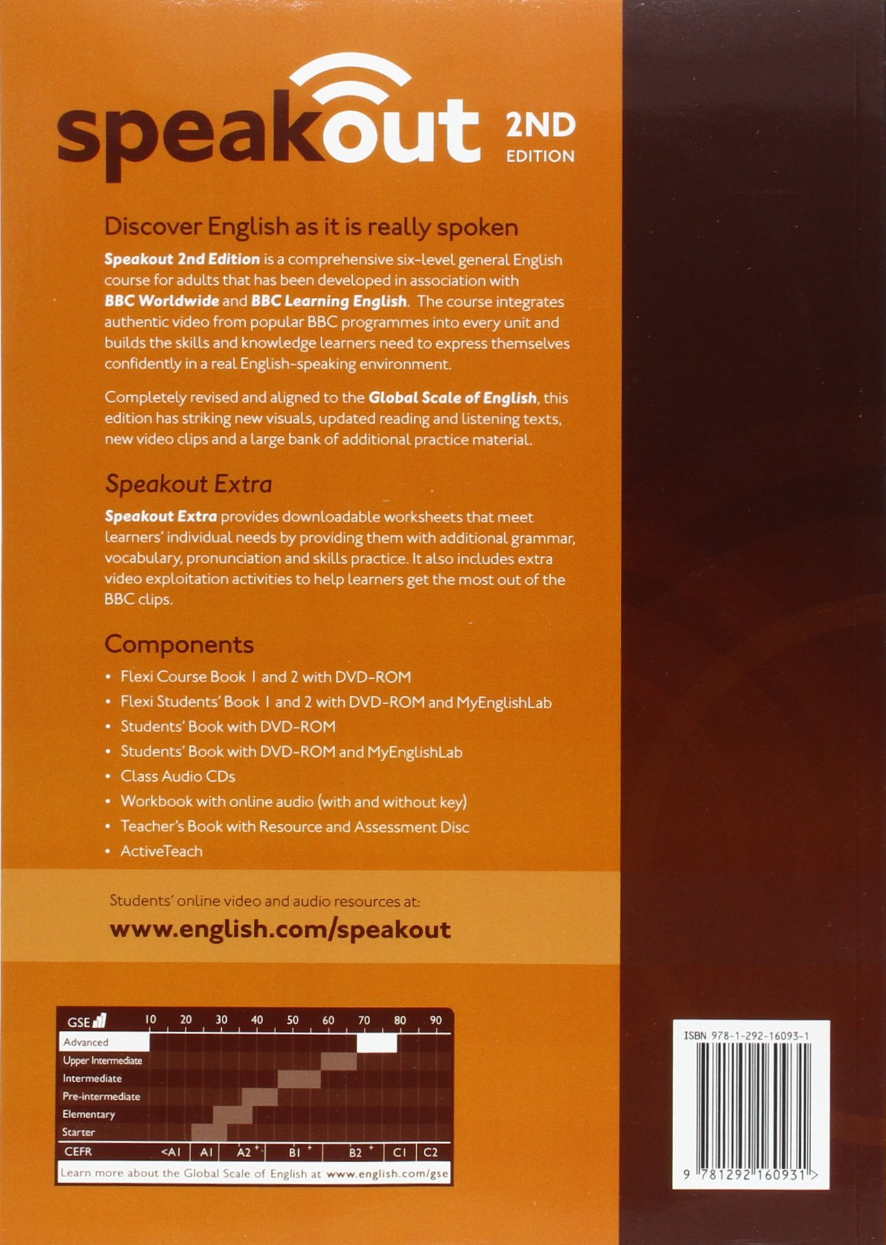 Speakout advanced 2nd edition flexi students book 2 with speakout advanced 2nd edition flexi students book 2 with myenglishlab pack amazon mr j j wilson antonia clare books fandeluxe Choice Image