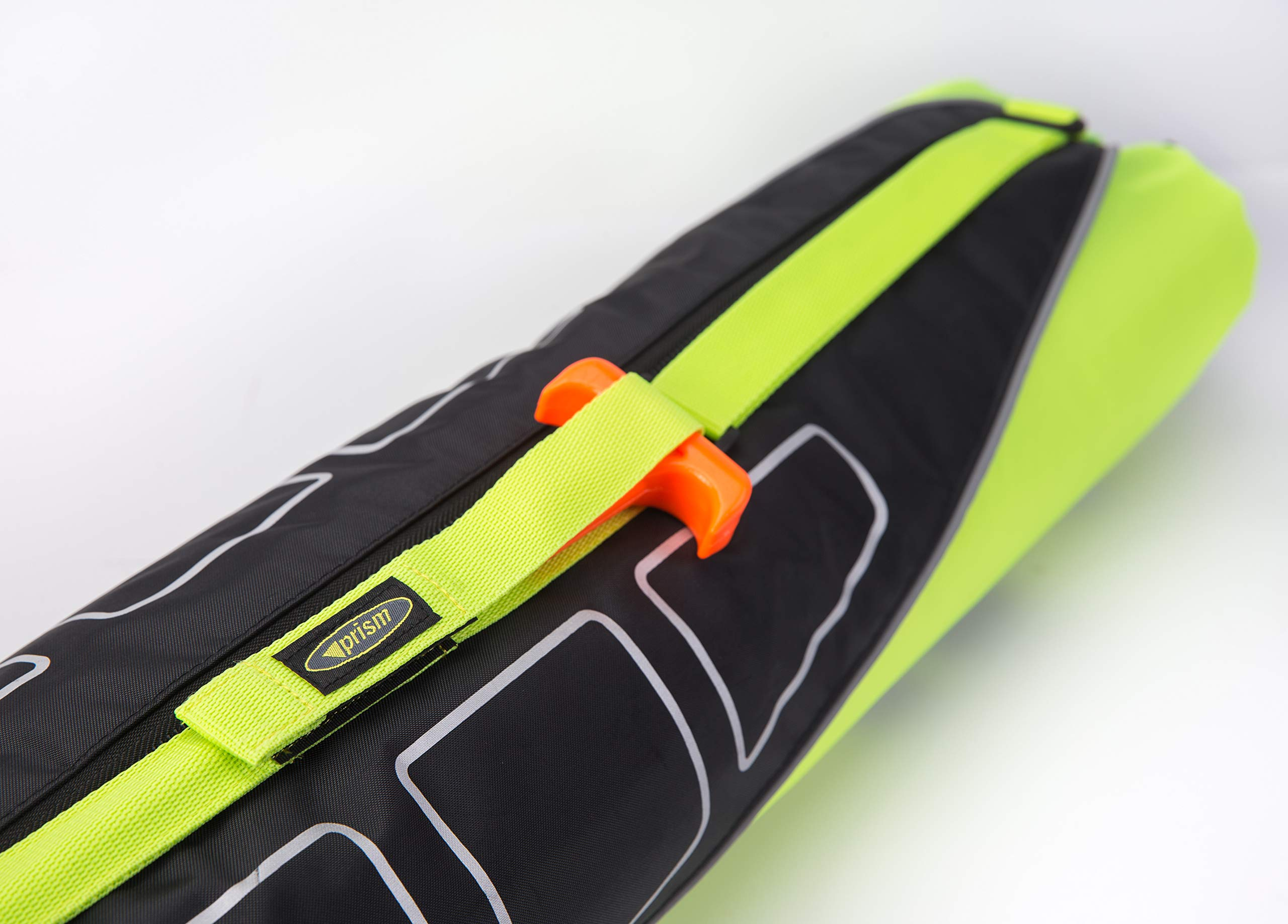 Prism Mentor 3.5m Water-relaunchable Three-line Power Kite Ready to Fly with Control bar, Ground Stake and Quick Release Safety Leash by Prism Kite Technology (Image #6)