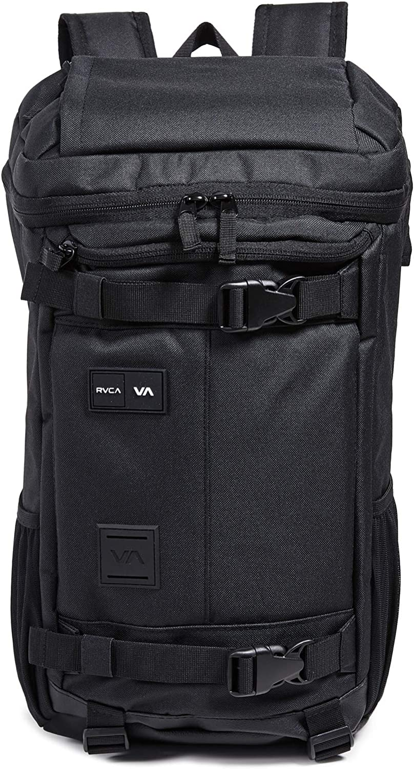 camo One Size RVCA Mens Estate Delux Backpack