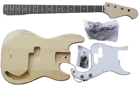 DIY Kit – Construye tu propia guitarra