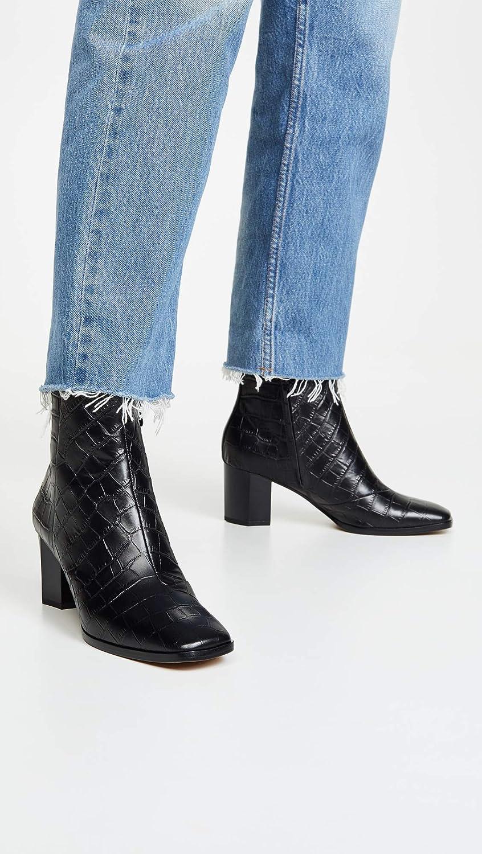 Diane von Furstenberg Womens Thelma Booties