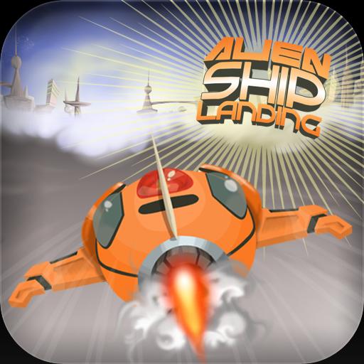 Alien Ship Landing ()