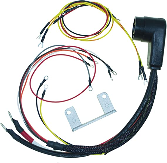 1976-1981 CDI Electronics 414-3369 Mercury//Mariner Wiring Harness-2//4 Cyl