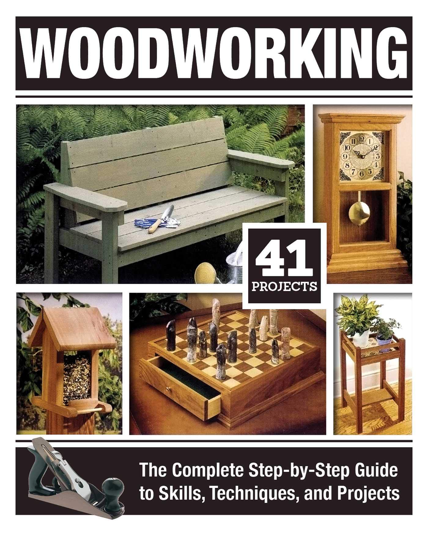 Incredible Woodworking The Complete Step By Step Guide To Skills Creativecarmelina Interior Chair Design Creativecarmelinacom