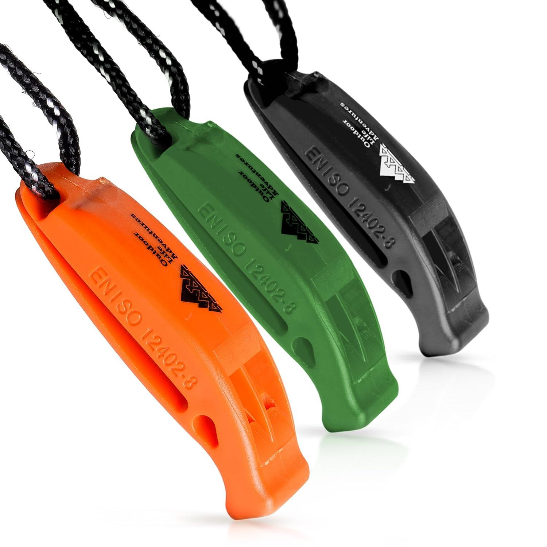 超高品質で人気の Fail Safe緊急ホイッスルwith More Lanyard – 簡単に使用のシグナリングAttention – – ファミリ休暇 B076QDPL3G、キャンプ旅行に不可欠サバイバルと個人安全ギア& More – 3パック複数の色の B076QDPL3G, 照明器具の専門店 てるくにでんき:e74e1d73 --- ballyshannonshow.com