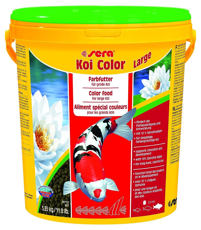 Sera Koi Color Large pour Aquariophilie 20 L 7028 737028