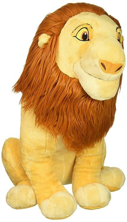 Amazon Com Lion King Simba Adult Plush Toys Games