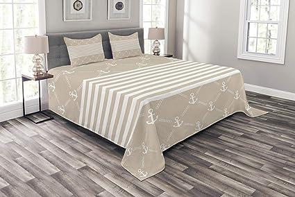 floor decor flooring checkered.htm amazon com lunarable cream bedspread set queen size  classical  lunarable cream bedspread set queen