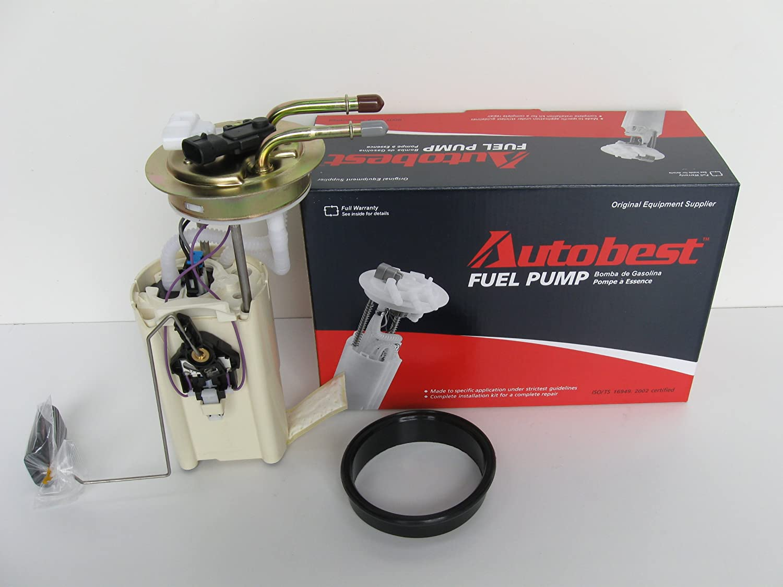 Fuel Pump Module Assembly AUTOBEST F2567A