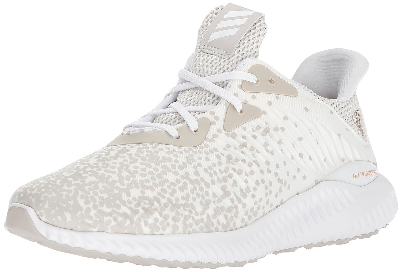 blanc blanc gris One 40 EU Adidas Femmes Alphabounce 1 W Chaussures Athlétiques
