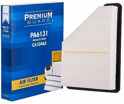 PG Air Filter PA6131 | Fits 2010-17 Chevrolet Equinox, 2010-17 GMC Terrain