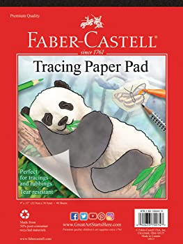Faber-Castell 9 x 12 Inches Tracing Paper