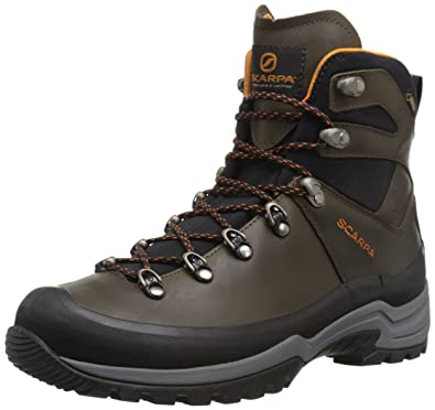 Scarpa Men's R-Evolution Plus GTX Hiking Boot, Tundra, 41.5 EU/8.5